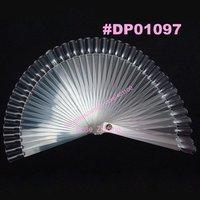 Лак для ногтей 10 X 20 tips Fan-Shaped Nail Polish Color Display Natural Chart for Polish Gel Color Display Tool SKU:F0024X