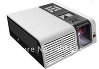DMD tech. LED mini DLP projector 240Lumens,home theater projector 800x600 drop shipping,