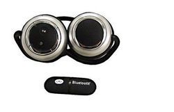 Hot Selling Brand New Black EVERE Bluetooth Wireless Stereo Headset Headphone Handsfree 1pcs/lot(China (Mainland))