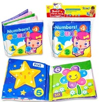Freeshipping cloth book/ educational book/ educational toys/ baby book/ cloth toys/ baby's educational toys