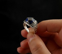 free shipping ring from Caroline,Vampire Dairies,925 silver,many size,Fine craftsmanship and high quality,for fans of VD