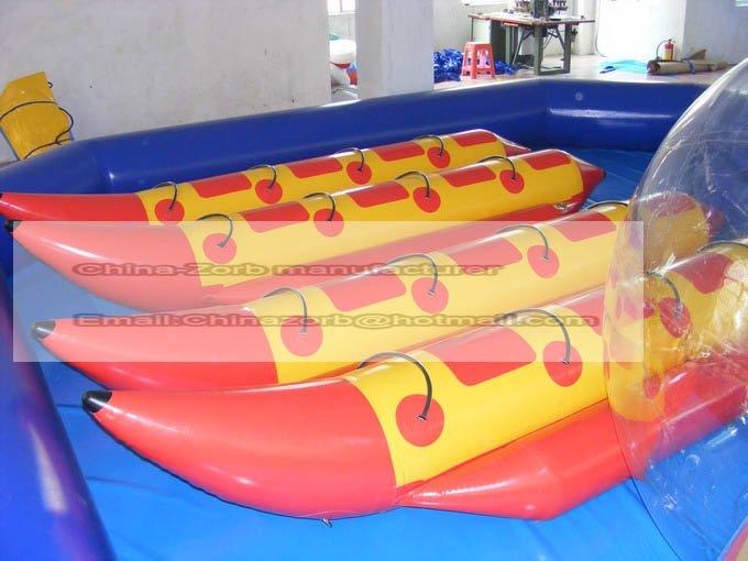 Acheter livraison gratuite bateau pneumatique de banane pour - Acheter bateau pneumatique ...