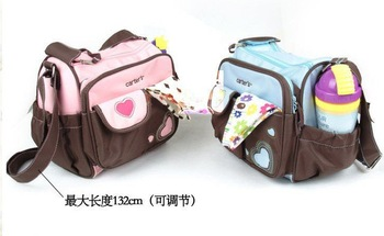 carter's  Waterproof  baby /Mommy/Mother/Mami/Mummy   Nurse diaper bag bags -free shipping