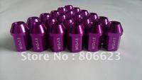 16 LIGHT PURPIE 12x1.5 LUG NUTS MAZDA MX-5 MIATA 4-LUG