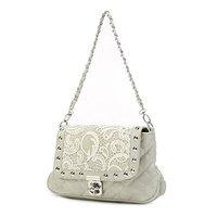 Gentlewomen Series Lace Rhombus Handbag Shoulder Bag 5 colours Free Shipping