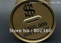 Metal piggy banks piggy bank coin bank money boxes strange new ideas home Special price