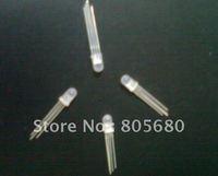 dhl shipping high quality 500Pcs/Lot 5mm round strawhat High Bright RGB led