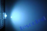 100pcs 5MM  White   Piranha LED , 5mm LED diodes