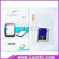 Anti-scratch screen protector  guard for Nook 2 50pcs each lot DHL 60% discount