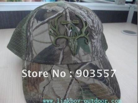 Archery Hunting Bone Collector Tatter Cap LB066 100pcs/lot(China (Mainland))