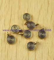 free shipping 195 pcs/lot,wholesale fashion lovely charms antique gold charms alloy charms jewelry accessories