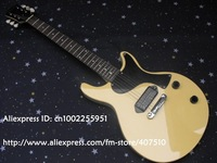 New arrival G Les standard TV JR studio  electric guitar !! Free shipping