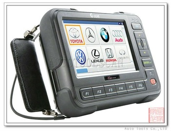 G-scan diagnostic scanner is the best machine for asia cars, which is original produced in Korea, and no copy at all.