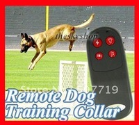 4in1 Dog Remote Training Collar Anti Bark Static Shock Free Shipping