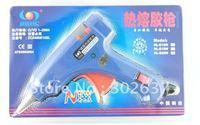 FREE SHIPPING 3PCS Hot Melt Glue Gun HL-E20W(100V-240V) #20443