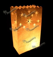 lantern paper bag,candle paper bag,LED candle paper bag,50 pcs/lot,free shipping
