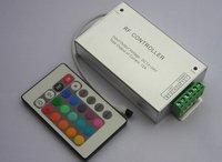 24key IR RGB controller,DC12-24V input,4A each channel output