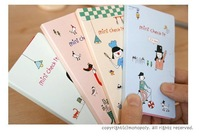wholesale free shipping cartoon notepad planner memo  pad