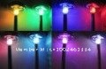 7 color solar lawn light garden lamp lights Free shipping