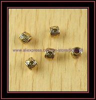 free shipping 137 pcs/lot,wholesale fashion beads alloy beads antique gold beads jewelry beads jewelry accessories