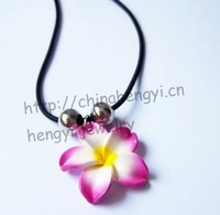 New arrival! size 25mm Frangipani mobile phone strap lot (48 pairs)