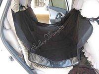 Black Cradle Dog Car Seat Cover Pet Mat Blanket Wholesale/Retail