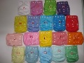hot sell free shipping 19 Colors 50 PCS One Size Cloth Diapers 50 Inserts Baby Cloth Diapers