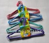 Childrens Clothes Hangers Baby Metal Coat Cartoon Plastic+Iron Hangers on Non Slip Firm Durable