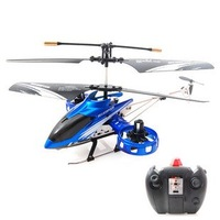 That remote control plane of o four channel remote control helicopter gyro with a light helicopters model aircraft