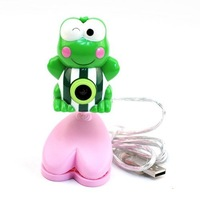 wholesale,Free shipping,Special Box hardcover frog hassel camera (5.0 megapixels)