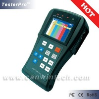 2.8 inch CCTV Tester with PTZ controller and video test