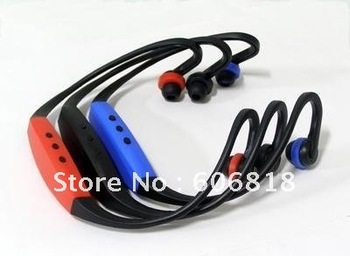 2GB Sports MP3 Player Headset sports earphone mp3 Handsfree Free shipping