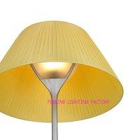 Free Shipping Wholesale Yellow Table Lamp Desk Light Modern 1 Light