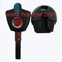 High quality Fiat transponder key shell (blade part can be separated)