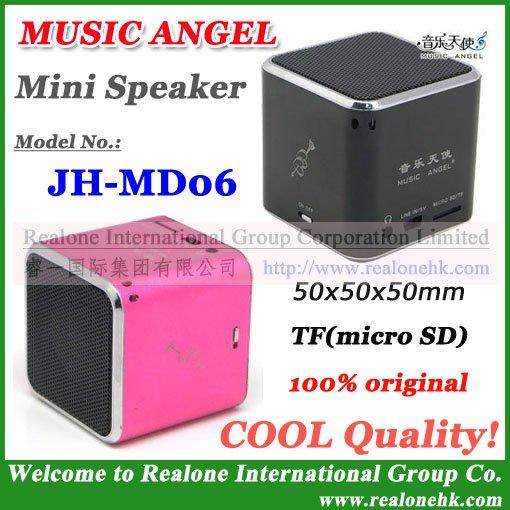 Angel Music Box Speaker Music Angel Speaker Jh-md06 tf