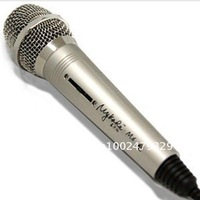 free shipping Reverb private network computer microphone microphone set k song to sing ktv sound effect without recording cover