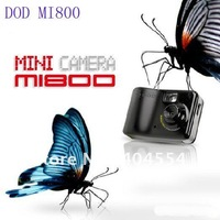 Free Shipping MINI Camera MINI DV 8.0 Mega 1280*960 Full Real-time Video Motion Detection DOD MI800