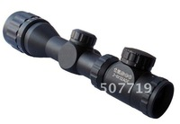 Free shipping Brand New ta 2-6X32 AOE rifle airsoft hunting Scope free shipping
