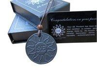 50pcs/lot health scalar energy quantum pendant with SE Design