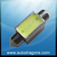 Free Shipping!!!1036 festoon high power auto LED bulb,wide lighting,auto led lighting,car lamp