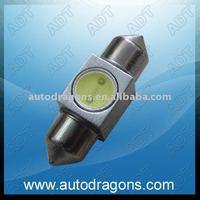 auto led bulb,led lighting,car lighting,high power led lamp,1031H-1,10mm*31mm