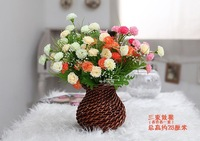 Wholesale,artificial flower,Carnation suit,rural stytle,high quality,mother's day,gift,home decoration,promote price