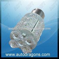Free Shipping!!!Fish led auto brake light,SMD LED car stop light,1156F-20
