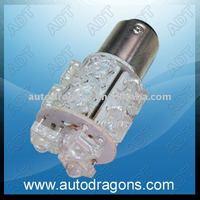 Free Shipping!1157Fish-13 led auto brake light,led car stop light,tail light,1157F-13