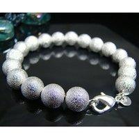 Wholesale 925 silver Bracelet, 925 silver jewelry Bracelet / 925 silver Bracelet free shipping LKB094