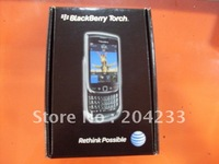 Wholesale 100pcs/lot New paper boxes packages for blackberry 9800 free shipping