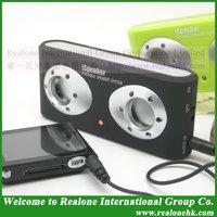 Mini Phone Speaker Free Shipping Mobile Portable speaker Mini PC speaker Portable mini sound box Loudspeaker Mini black speaker