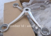 glass curtain wall fittings stainless steel spiders clamp/system/fittings/accessories