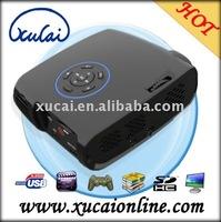 Lcos Mini Projector 1024*768/HDMI/AV/USB/VGA/SD XC-LX260