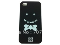 Monsieur Case for iPhone 4